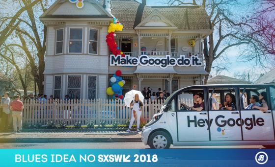 casa do google